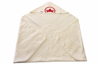 SILOKING Hooded baby towel