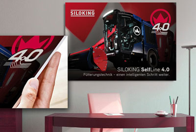 SILOKING Fan Shop XXL Wandbilder